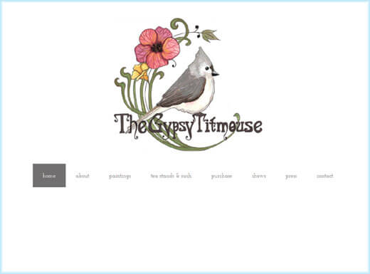 The Gypsy Titmouse