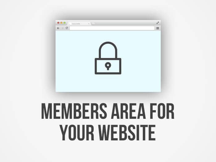 Membership website