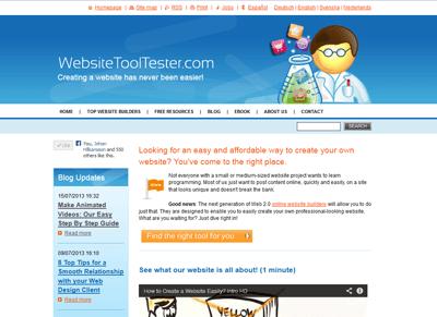 websitetooltester-webnode
