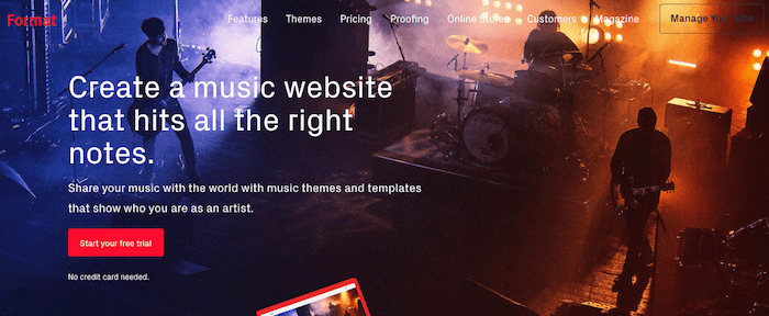 6 Best Website Builders for Musicians - Launch Your Site Today!