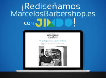 Rediseño Marcelo's Barber Shop