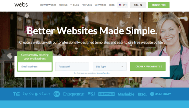 The 19 best free website builders 2018 all their pros cons a once hugely popular free website builder that has constantly been losing market share to the competition they feature a simple editor with plenty of solutioingenieria Images