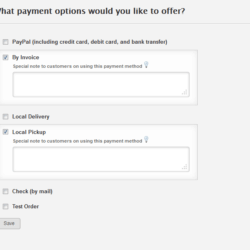 Jimdo Payment Options