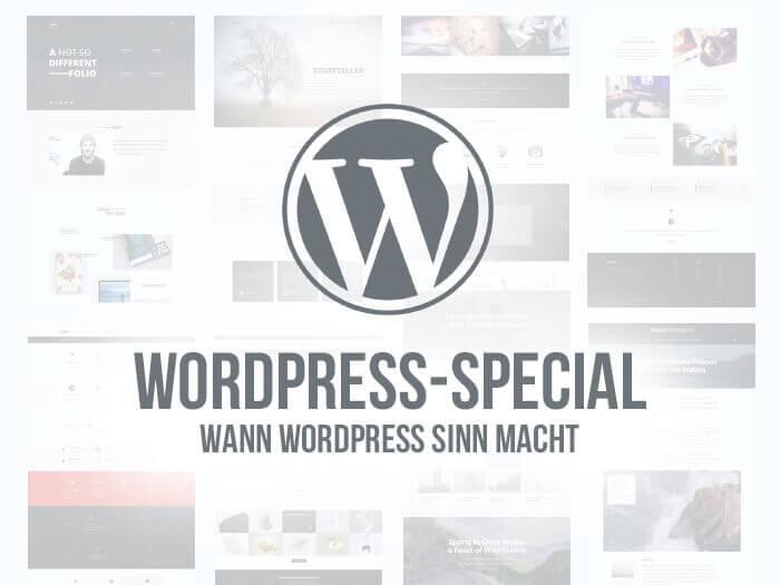 wordpress webiste