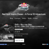 Jimdo Store - Red Bull Storm Chaser