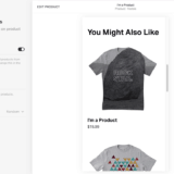 squarespace related products