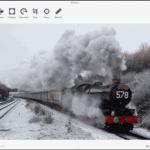 Webnode image editor