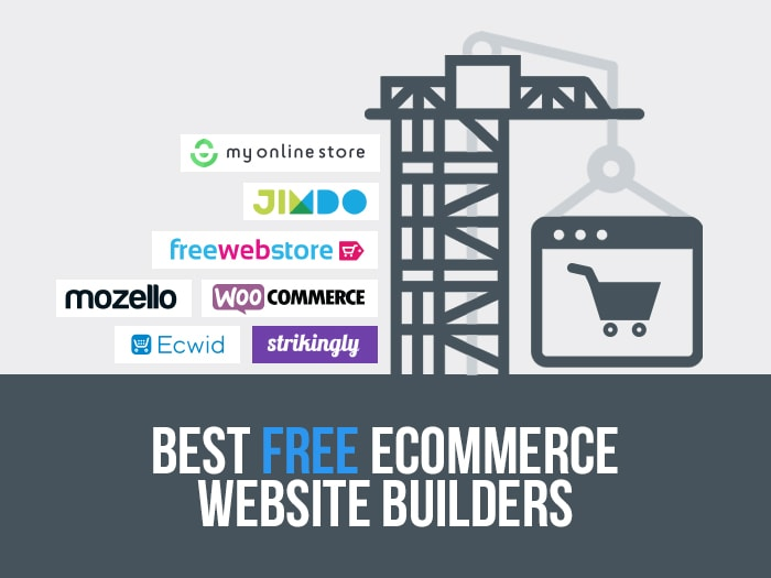 best free ecommerce website builder