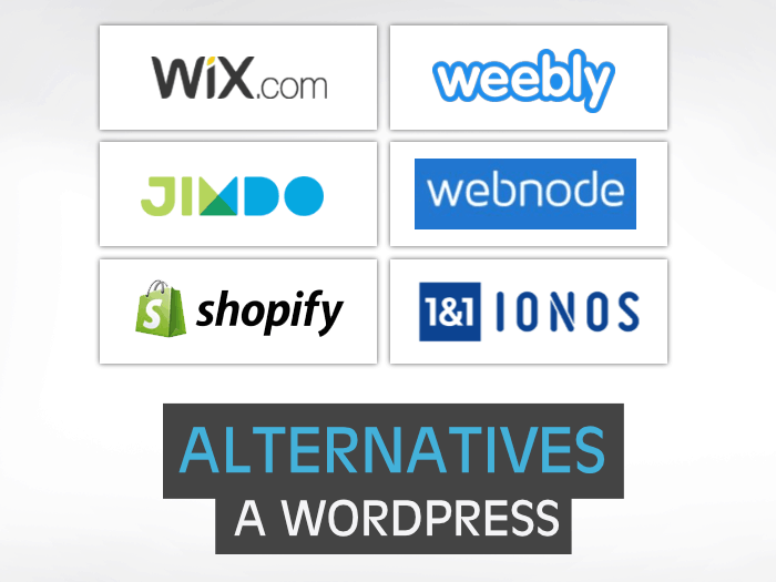 Alternatives à WordPress