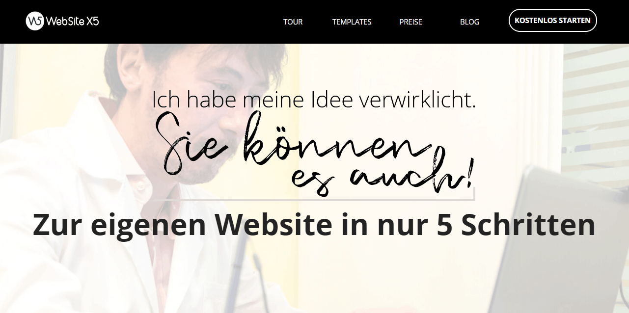 WebsiteX5