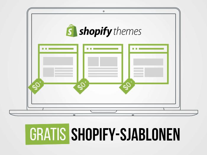 Shopify Sjablonen Themes