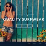 Weebly fashion store template