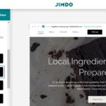 jimdo change design