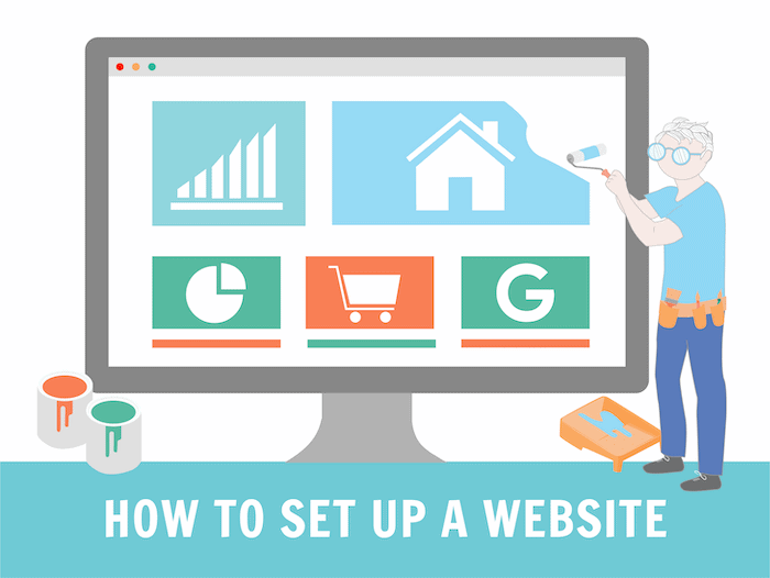 How to set up a website banner
